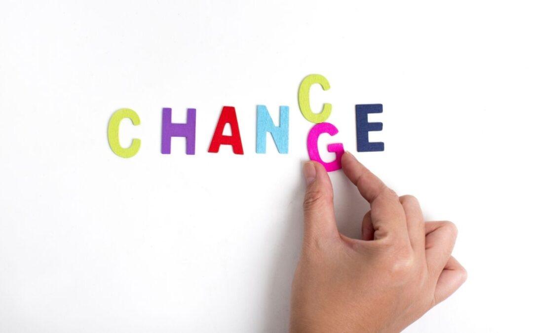 Gestire il cambiamento, la chiave del successo